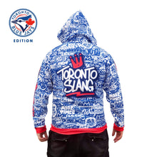 Load image into Gallery viewer, 'Toronto Slang Blue Jays' Hoodie