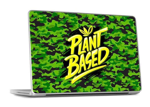 Plant Based - Laptop MacBook Skin