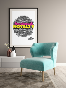 Scarborough Royalty Posters