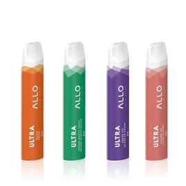 Allo- Allo Ultra Disposable Vape