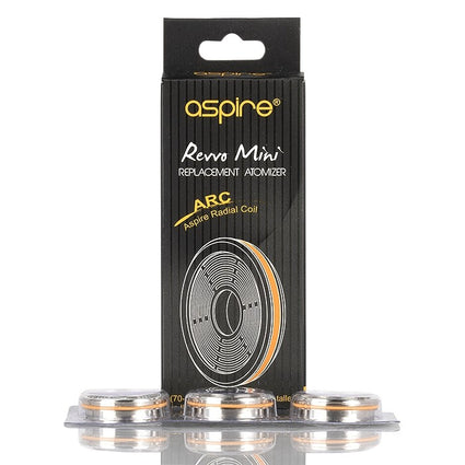 Aspire - REVVO MINI ARC REPLACEMENT COILS