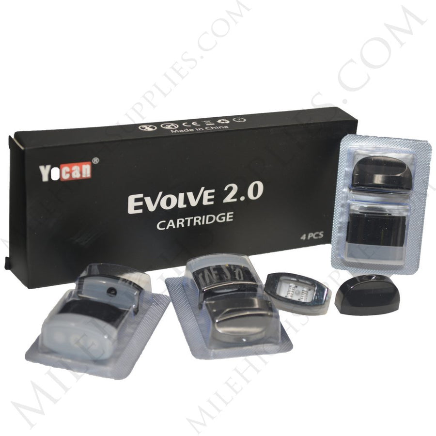 Yocan - Evolve 2.0 Concentrate Replacement Pod Pack