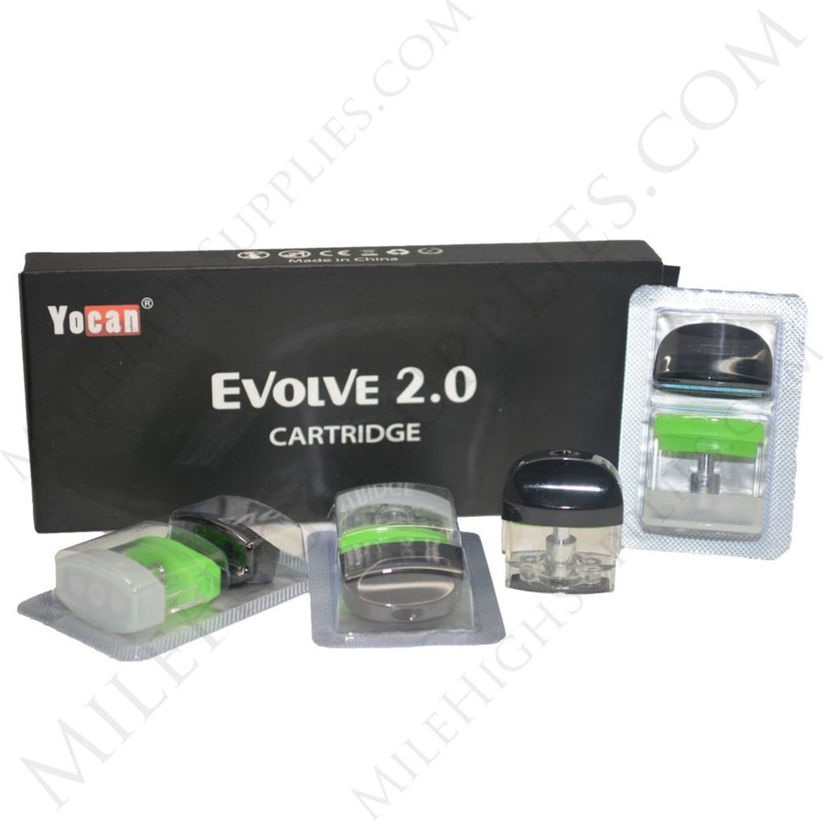 Yocan - Evolve 2.0 Oil Replacement Pod (Single)