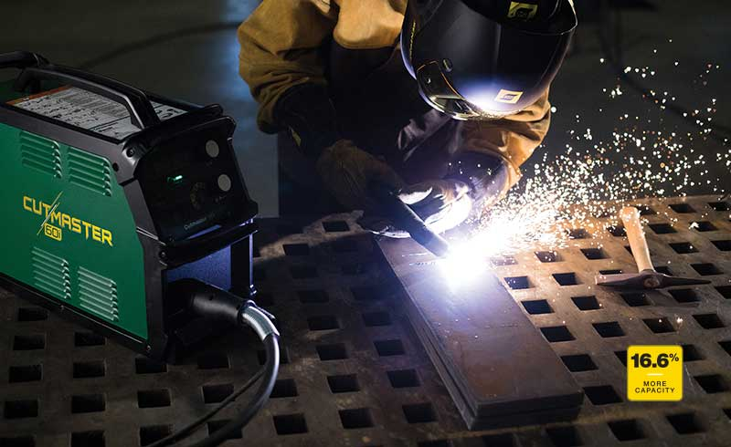 How to Improve Your Cuts With a Plasma Cutter