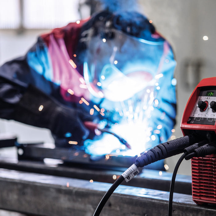 Reviewing the Fronius TransSteel 2200 Multiprocess Welder Series