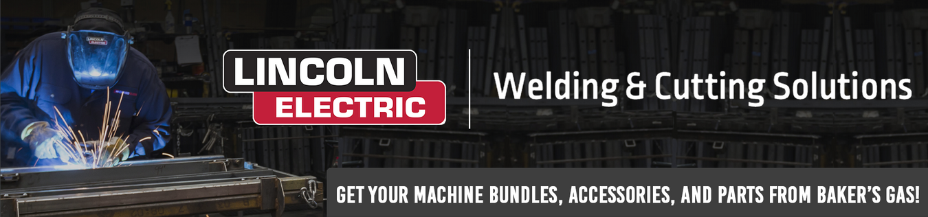 Lincoln - Stick Welders