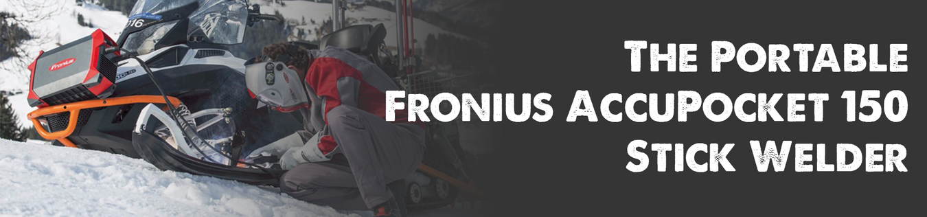 Fronius - Stick Welders