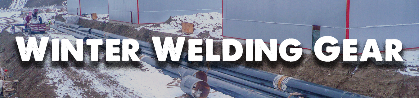 Winter Welding Gear