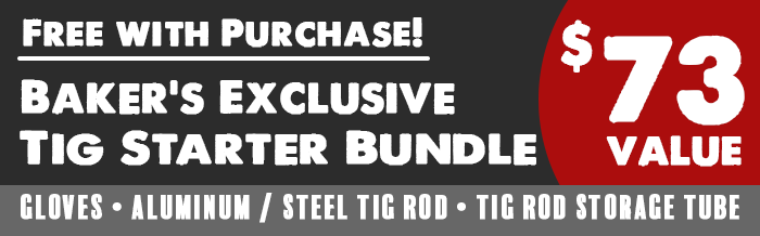 Lincoln Free TIG Start Bundle