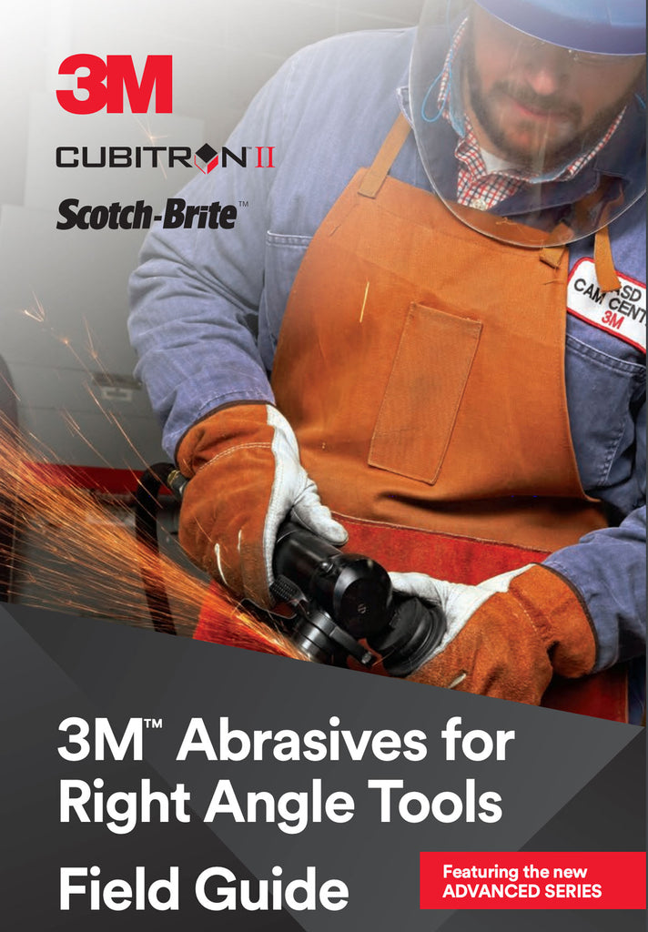 3M Abrasive for Right Angle tools