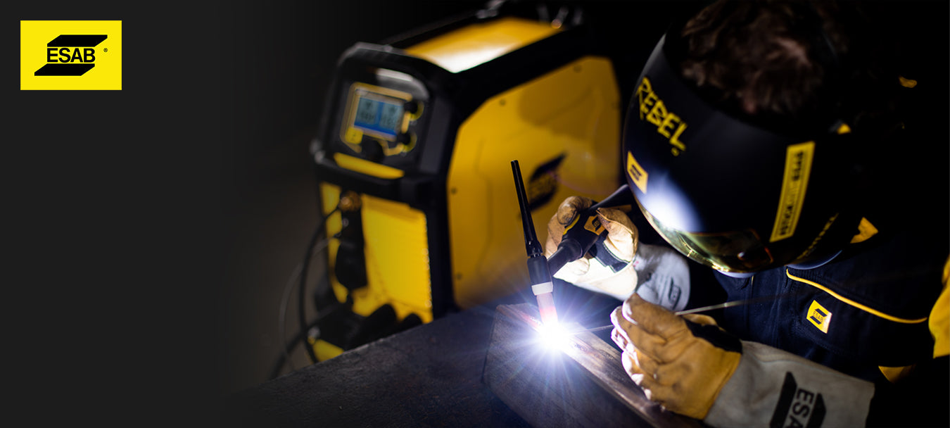 ESAB Welding and Cutting Rebate Sale on Rebels
