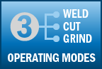 3 operating modes