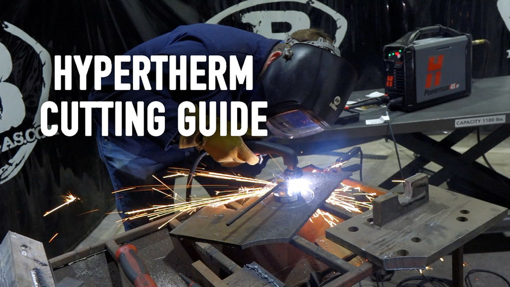 Hypertherm Deluxe Cutting Guide Review Video