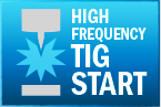 High Frequency TIG Start