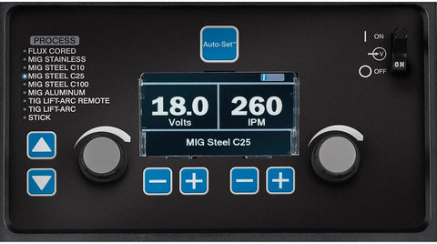 Multimatic 235 interface