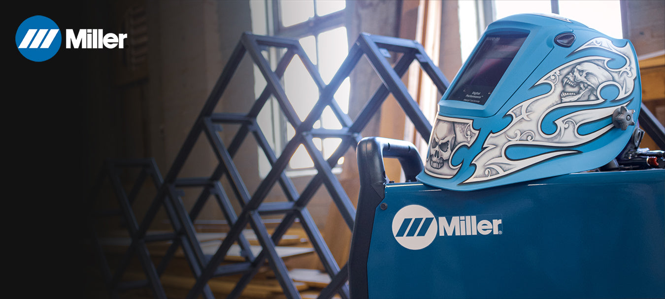 Miller Multimatic Welding Machines on sale for AC/DC TIG, MIG and Stick Welding