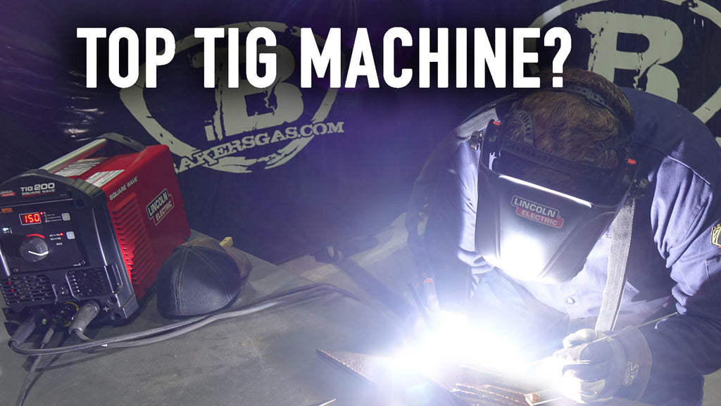 Lincoln Square Wave TIG 200 Overview Video