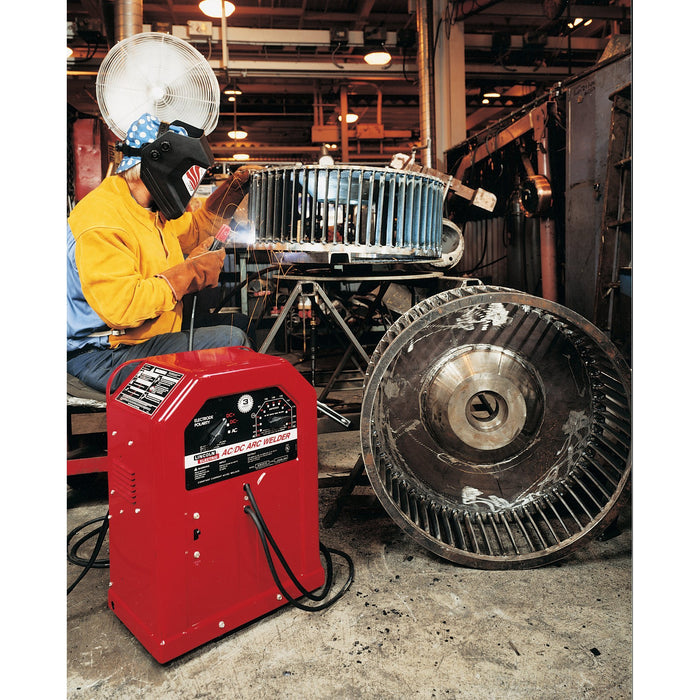 AC/DC 225/125 Stick Welding Application