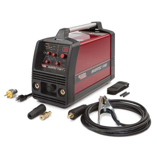 Lincoln Electric's Invertec V160-T TIG Welder