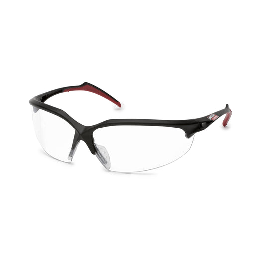 Finish Line Clear Indoor Welding Safety Glasses Front