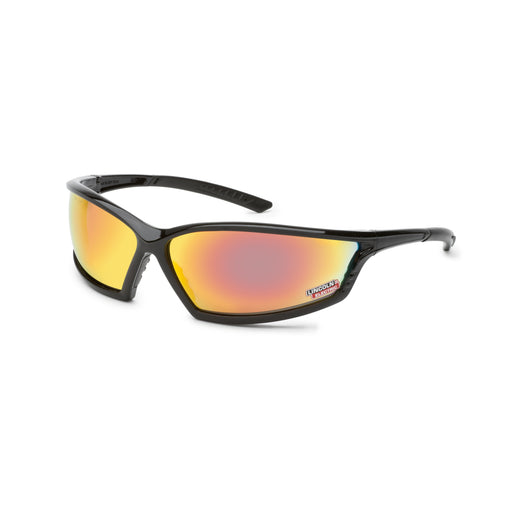 I-Beam™ Black Outdoor Welding Safety Glasses Front