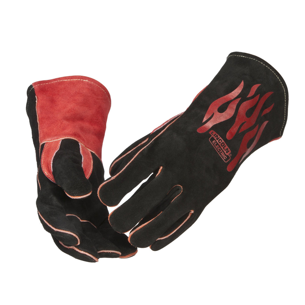 Lincoln Traditional MIG/Stick Welding Gloves - K2979