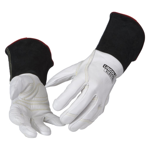 Lincoln Premium Leather TIG Welding Gloves - K2983