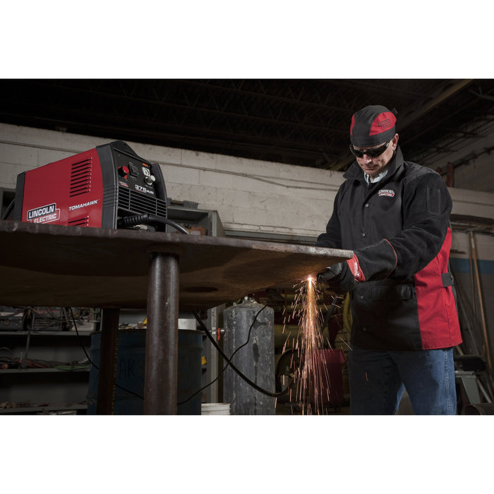Tomahawk 375 Air plasma cutter Application Photo