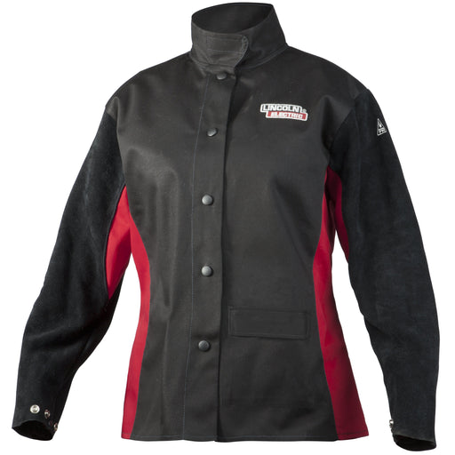 Lincoln Jessi Combs Women's FR Welding Jacket - K3114