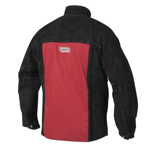 Lincoln Heavy Duty Leather Welding Jacket - K2989