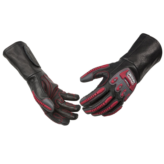 Lincoln Roll Cage Welding Rigging Gloves Pair