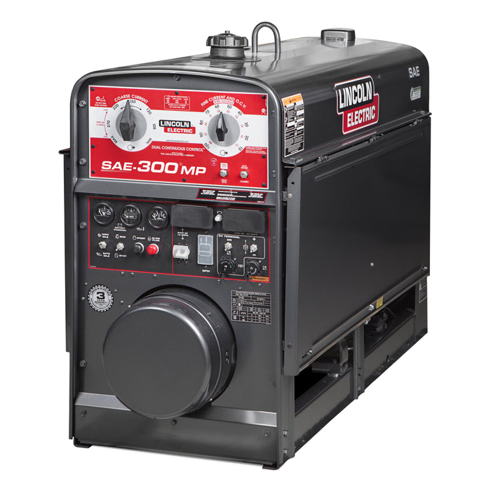 Lincoln SAE-300 MP (Perkins) Welder / Generator - K4089-1
