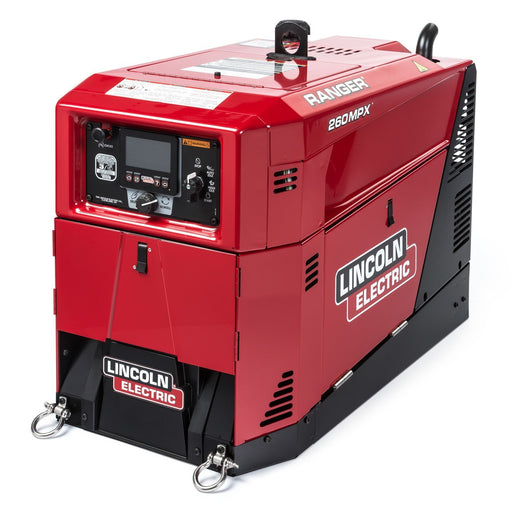 Lincoln Ranger 260 MPX Welder and Generator controls