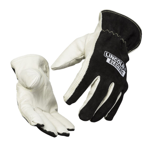Lincoln Welders Leather Drivers Gloves - K3770