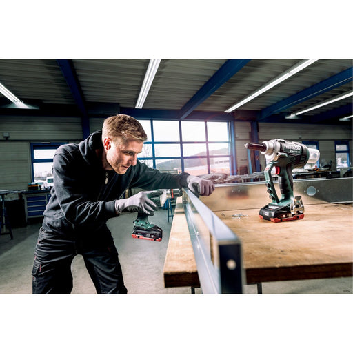 Metabo BE 18 LTX 6 Cordless Drill - 600261890