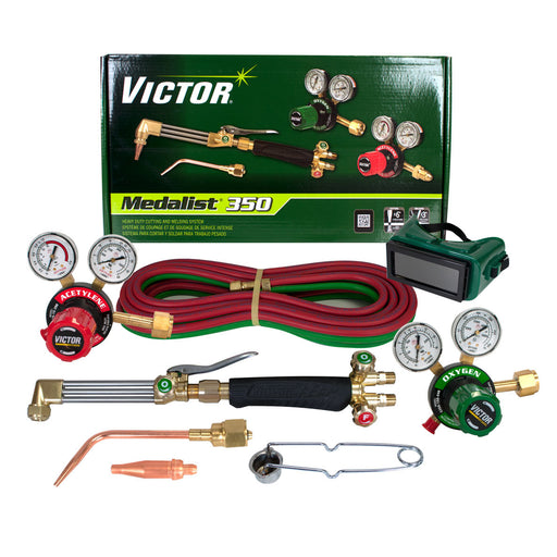 Victor Medalist 350 Acet. HD Outfit-540/300 G-350 Regs - 0384-2691