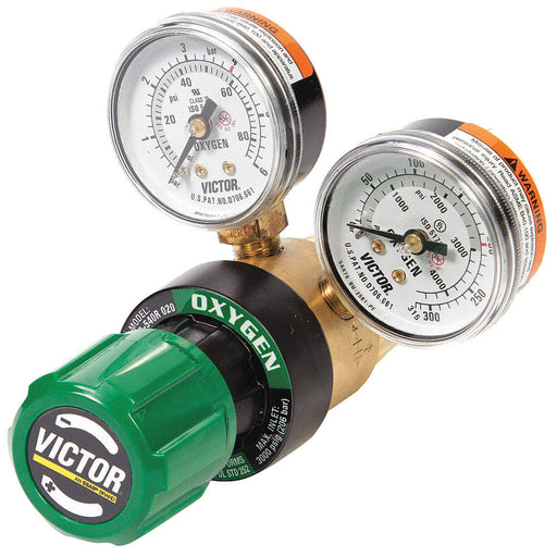 Victor G150 Oxygen Regulator, 0 - 60 psig, CGA-540 - 0781-4241