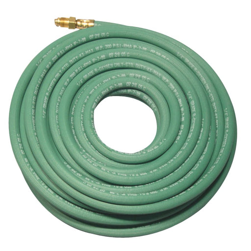 "Best Welds 1/4"" Single Line Argon Welding Hose, 25 ft"
