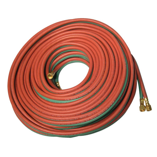 "Best Welds T1004 1/4"" X 100' Twin Welding Hoses - T-Grade - 907-TH-1751"