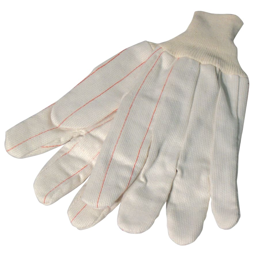 Best Welds  1000 Series Canvas Gloves, Large, 12/pk - 1060