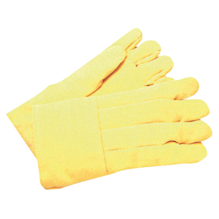 Best Welds High-Heat Wool-Lined Gloves, Kevlar/Wool, Large - K-37WL