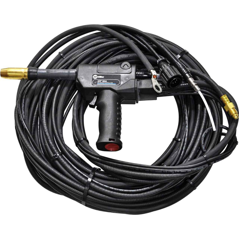 Miller XR-30A Push Pull Gun, 30 ft - 137550