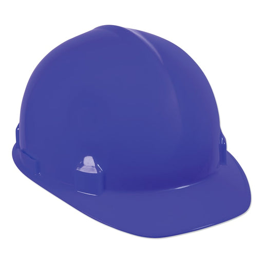 Jackson SC-6 Blue Hard Hat, 4-point Ratchet - 14838
