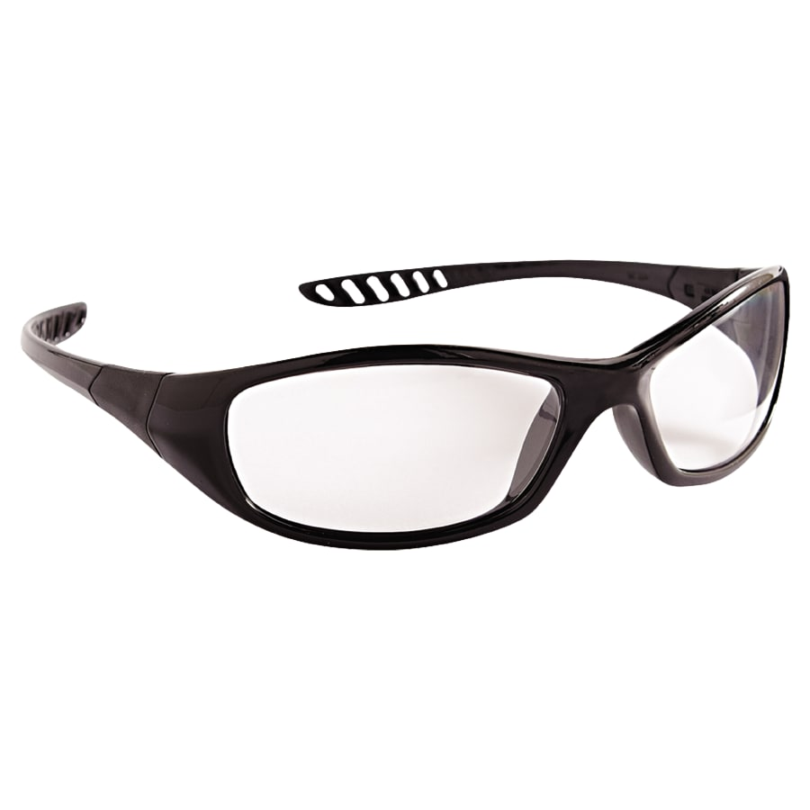 Kimberly Clark V40 Hellraiser Safety Eyewear, Anti-Fog/Anti-Scratch - 28615