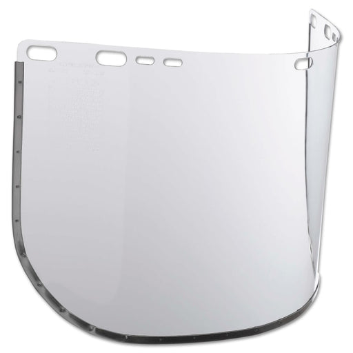 "Jackson F30 Acetate Face Shields, 8154, Clear, 15.5"" x 8"" - 29052"