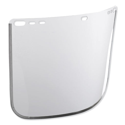 "Jackson F30 Acetate Face Shield, 8040 Acetate, 12"" x 8"" - 29078"
