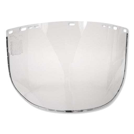 "Jackson F30 Acetate Face Shield, 15-1/2"" x 9"" - 29079"
