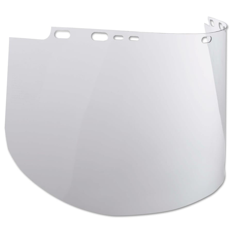 "Jackson F30 Acetate Face Shield, 15.5"" x 9"" - 29083"