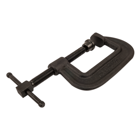 "Wilton Tools 100 Series 4-8"" Heavy Duty Forged C-Clamp - 14170"