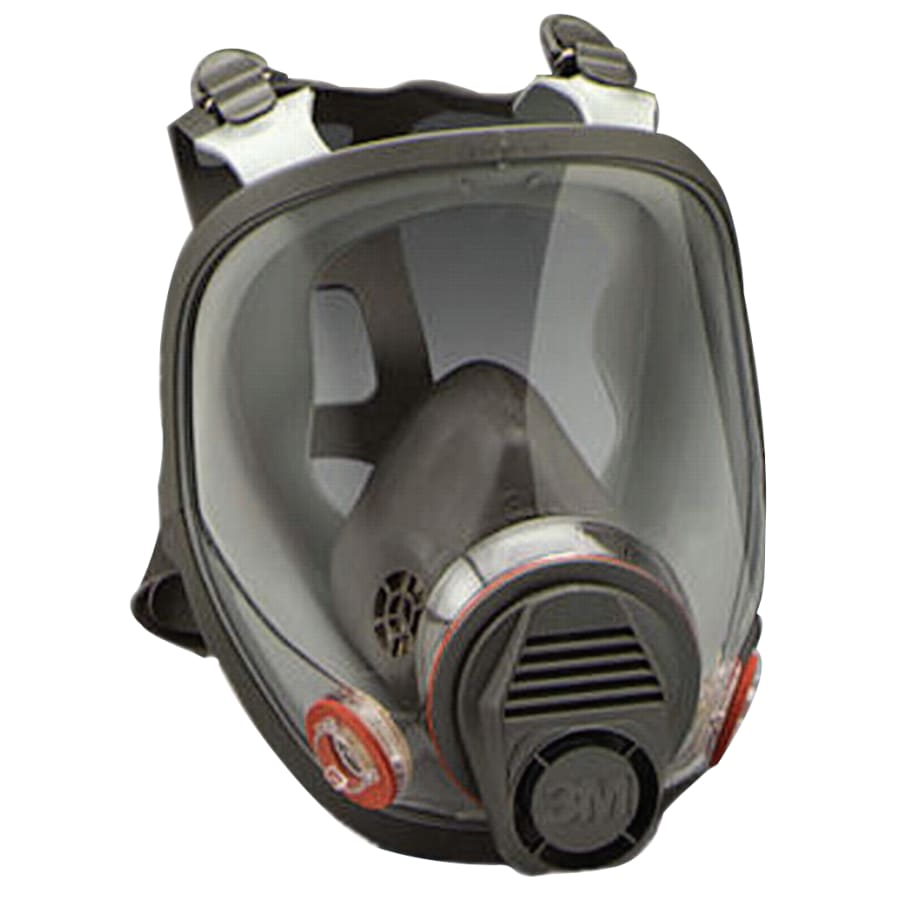 3M 6000 Series Full Facepiece Respirator - 6700